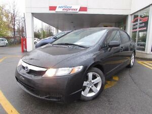 Honda Civic Sdn 4dr Man Sport 2010 West Island Greater Montréal image 1