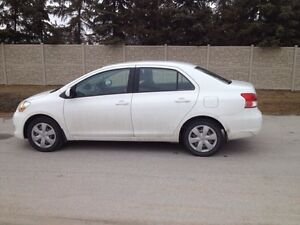 2008 Toyota Yaris part only