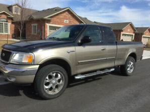 2003 Ford F-150 4x4 V8