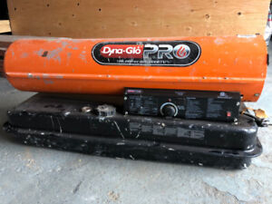 Dyna Glo Forced Air Kerosene Heater