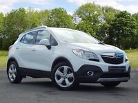Vauxhall MOKKA 1.4 16v Turbo Exclusiv 5dr (start/stop) (white) 2014