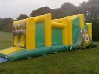 40 foot long obstacle course for sale £750 ono