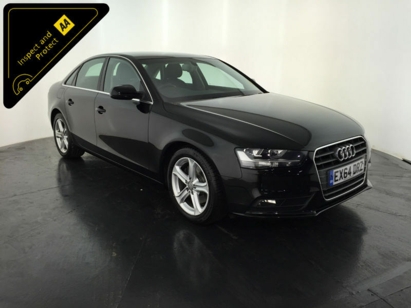 2014 64 AUDI A4 ULTRA SE TECHNIK TDI 1 OWNER AUDI SERVICE HISTORY FINANCE PX