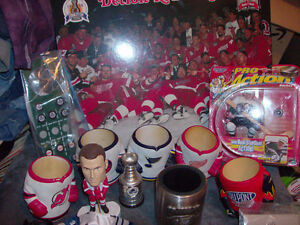 MY SPORTS COLLECTION STEVE YZERMEN AND MORE NHL MLB GOLF Windsor Region Ontario image 3