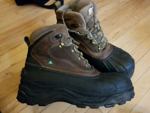 Mens Sorel safety boots