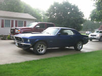 1969 351 Ford Mustang Coupe - Mint Condition w/ R&M Appraisal