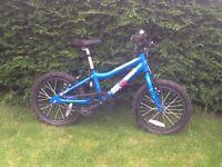 Ridgeback MX16 children's bike