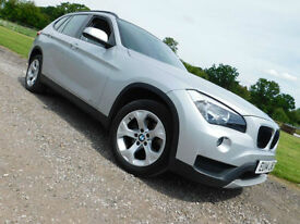 2014 BMW X1 2.0TD 181bhp AUTO DIESEL sDrive20d SE SUV ESTATE LOW MILES