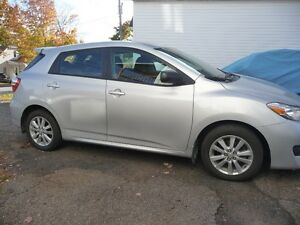 2010 Toyota Matrix 1.8 L