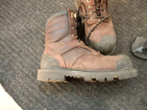 Work Boots 2 weeks old Size 10.5