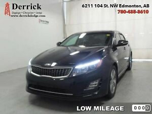 2016 Kia Optima   4v Dr EX Premium Hybrid Low Mileage $151.70 B/