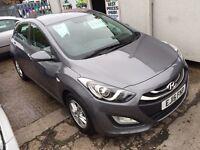 Hyundai i30 1.4 petrol 2015 plate