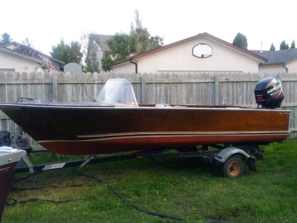 Used 1960 Peterborough/Alcan 16 Ft Runabout