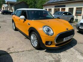 2016 Mini Clubman 1.5 Cooper 6dr 6 door Estate