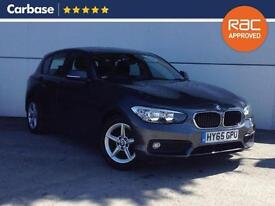 2015 BMW 1 SERIES 116d EfficientDynamics Plus 5dr