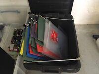 Free folders box files lever arch