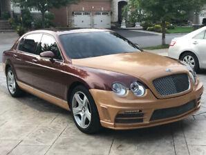 2006 Bentley Flying spur $23000