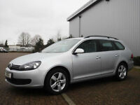 Volkswagen Golf 1.6TDI 4 Motion Estate Left Hand Drive(LHD)