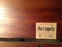 Pier 1 Imports Dining Table