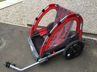 InStep Twin Bike Trailer (SOLD)