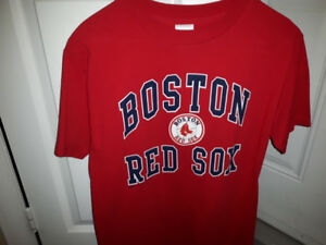 Boston Red Sox Adult Small T-shirt