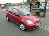 Toyota Yaris 1.3 VVTi Colour Collection Red Hatchback 3d 1299cc