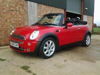 2008 MINI COOPER CONVERTIBLE - FACE LIFT - FULLY LOADED - FULL SERVICE HISTORY