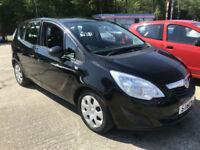 Vauxhall Meriva 1.7CDTi 16v ( 130ps ) ( a/c ) S