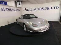 2003 Porsche Boxster 2.7 986 2dr