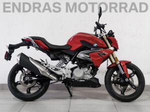 2019 BMW G310R- Racing Red- $6,285 + HST