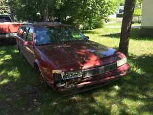 1992 Oldsmobile Cutlass Supreme Wagon