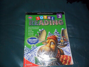 grade 3 total math total reading & clue finders 3rd grade cd