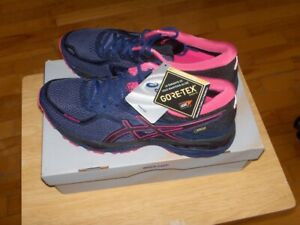 Asics Gore-Tex Running Shoe- Gel Cumulus 19 GTX and 17 GTX