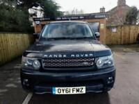 2011 LAND ROVER RANGE ROVER SPORT HSE 3.0 SD V6 4X4 ( 255bhp ) WITH LUXURY PACK
