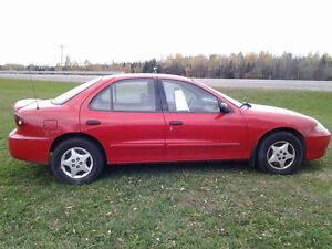 FOR SALE ~ Used 2004 Chevrolet Cavalier