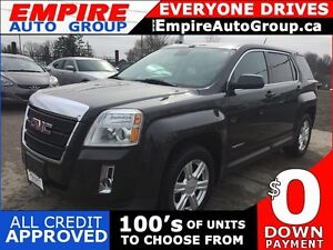 2014 GMC TERRAIN SLE-1 * AWD * REAR CAM * BLUETOOTH