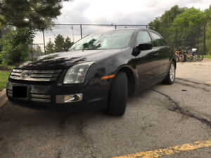 2008 Ford Fusion SEL 2.3L 5-Speed
