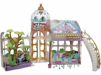 Mattel Playset Barbie doll Greenhouse Garden Castle Island Princess Royal L6849