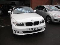 2011 BMW 118 2.0 2011MY i Sport Convertable 42,609 Miles