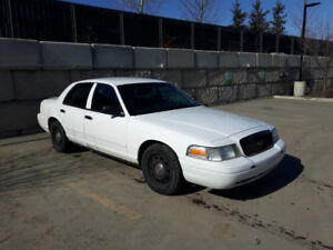 2010 Crown Vic Interceptor