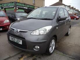 2010 HYUNDAI I10 1.1 EDITION, GOOD & BAD CREDIT FINANCE AVAILABLE, ZERO DEPOSIT