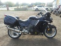 2010 Concours ZG1400 only $10,000.