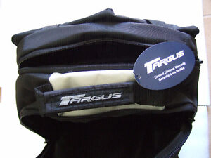 Targus Backpack well padded, lot of storage (New)