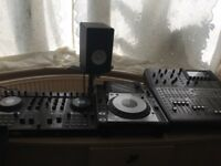 DJ FOR HIRE MOBILE DJ
