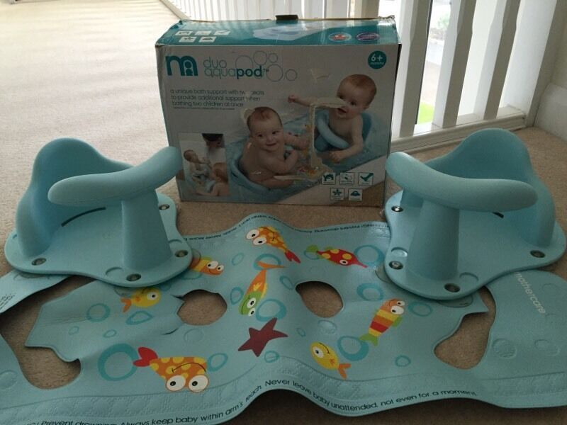 Aqua Pod Duo Twin Bath Seat In Purley London Gumtree