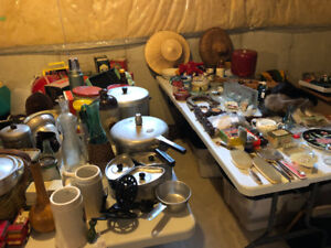 Bulk Lot of Collectibles and Antiques