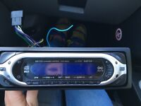 Sony car stereo with remote