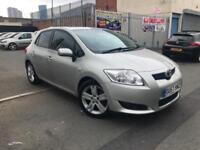 TOYOTA AURIS 2.2 D-4D T180 + TOP SPEC + WARRANTED MILES + SUNROOF + FULL LEATHER