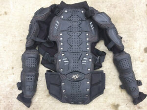 FOX BODY ARMOUR JACKET