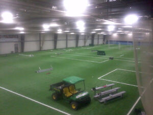 Soccer Turf Weeknight special book now! Best rates in GTA!